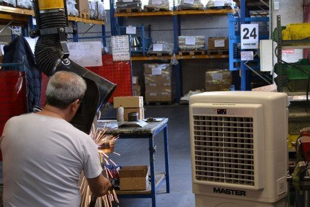 Klimator Master BC 220