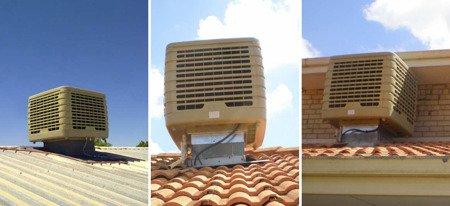 Klimator stacjonarny Master BCF 230AU