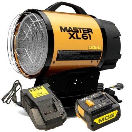 Ładowarka do baterii Master DC 61