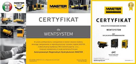 Nagrzewnica elektryczna Master B 3 ECA