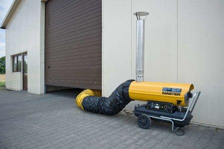 Nagrzewnica olejowa Master BV 170 E + termostat TH5 3-metrowy