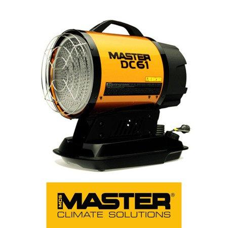 Promiennik olejowy Master DC 61