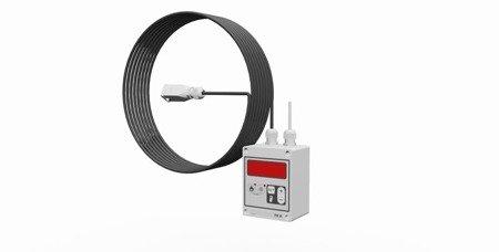 Termostat elektroniczny THD z 10-metrowym przewodem Master, 4150.107